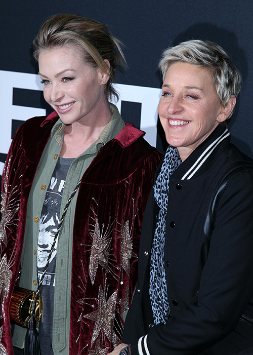 portia divorced singles personals Watch video watch: ellen degeneres absolutely embarrasses wife portia de rossi but de rossi's relationship wasn't all the former ally mcbeal actress opened up about at the star-studded bash over the weekend the actress also gave us the scoop on the couple's recent holiday vacation, when the two were photographed with rumored new.