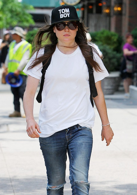 Shailene Woodley And Ellen Page Dating: Hollywood's New Lesbian Power Couple? - Report
