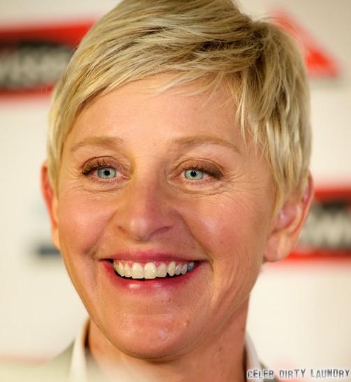 Ellen Degeneres Hates Children and Refuses To Let Them Inside Her Home - Report