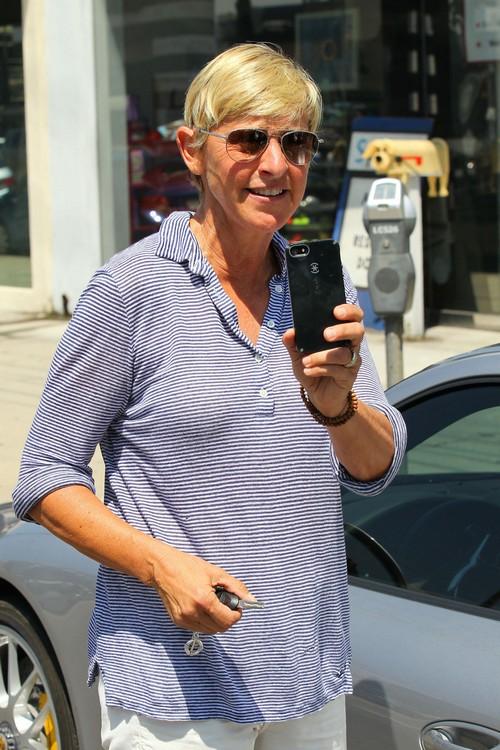 Ellen DeGeneres and Portia de Rossi's Marriage Crisis - Ellen Flirts With Olivia Wilde and Katy Perry and Portia Considers Divorce