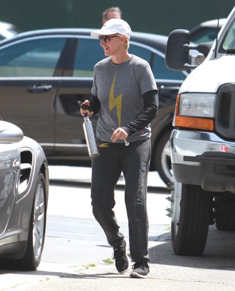 Ellen DeGeneres At War With Wannabe Talk Show Host Kris Jenner?