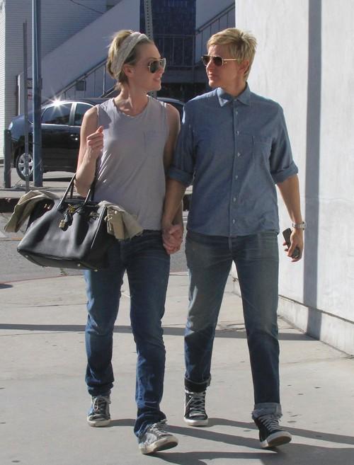 Ellen DeGeneres and Portia de Rossi Divorce Imminent: Ellen Bitter After Her Ex, Alexandra Hedison Marries Jodie Foster