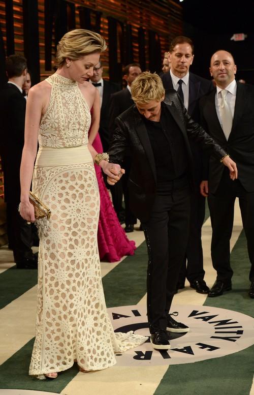 Ellen DeGeneres and Portia de Rossi Face $220 Million Divorce: Ellen Insists On Marriage Counseling - Report