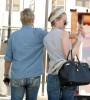 Ellen Degeneres & Portia de Rossi Spend Valentine's Day In West Hollywood