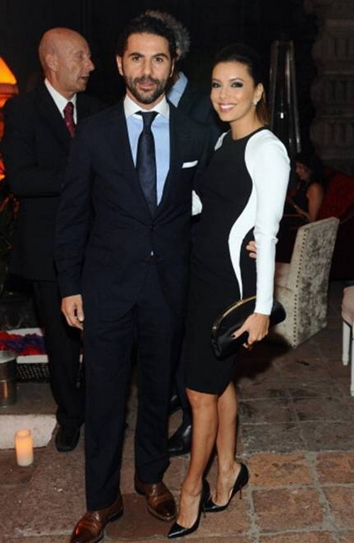 Eva Longoria's NYC PDA Partner-New Boyfriend José Bastón: Mexican TV Honcho Finally Identified