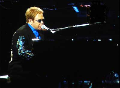 Elton John paid By EU Development Funds!  Outrage in Brussels!