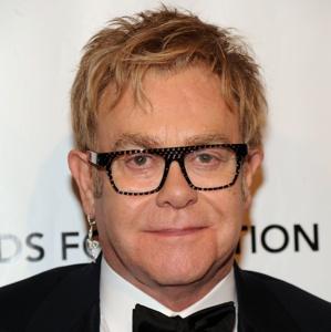 Elton John Hospitalized For Serious Respiratory Infection!