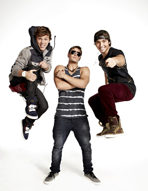 "Emblem3 The X Factor ""Top 6"" Video 12/5/12"
