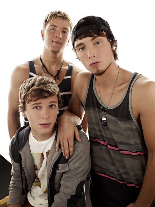 "Emblem3 The X Factor ""Forever Young"" Video 12/5/12"