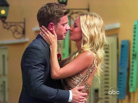 The Bachelorette Fantasy Suite Sex: Emily Maynard and Fiance Jef Holm Tell All  (Video)
