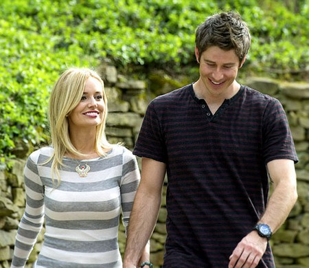 Report: The Bachelorette Emily Maynard Slept With Ari Luyendyk Jr. Before Accepting Jef Holm's Proposal