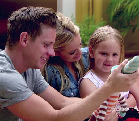 The Bachelorette Emily Maynard and Jef Holm Abuse Daughter Ricki Hendrik's Trust