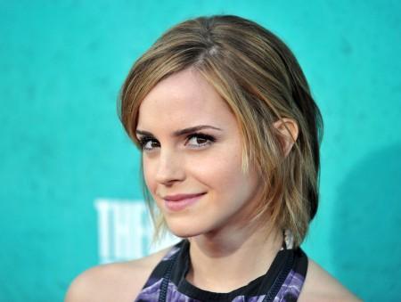 Emma Watson: Fifty Shades Of Grey's Anastasia Steele? 0724