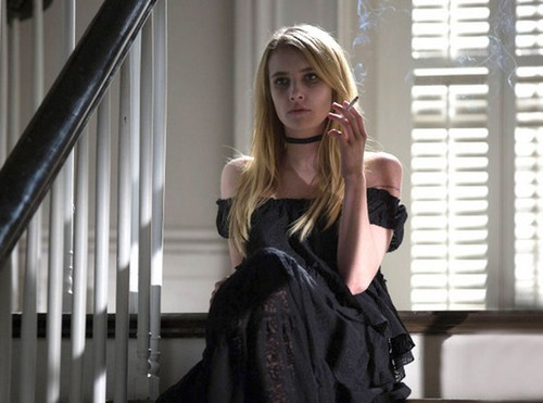 American Horror Story Spoilers: Did Evan Peters Save Emma Roberts From Being Fired by Ryan Murphy?