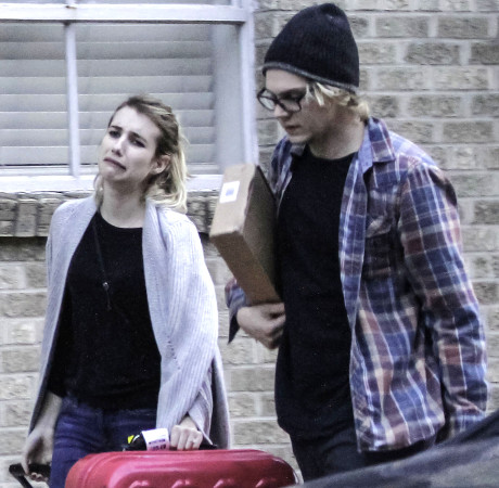 Emma Roberts and Evan Peters' Marriage Opposed By Kelly Osbourne - Fears The Couple's Too Young!