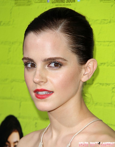 Emma Watson Cast As Anastasia Steele In Fifty Shades of Grey? (Video)
