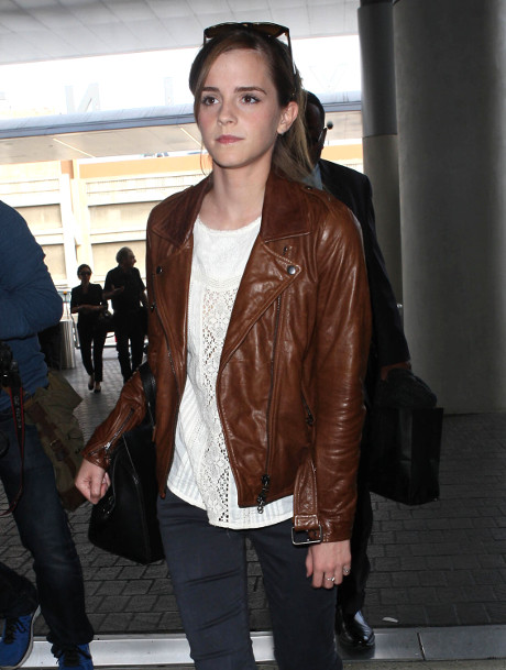 Emma Watson Breaks Up with Longtime Boyfriend Will Adamowicz!