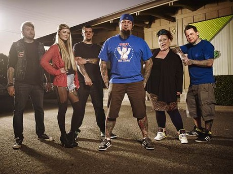 Epic Ink's Chris 51, Heather Maranda, Josh Bodwell, Jeff Wortham, Chris Jones and Caroline Russell Discuss New A&E Tattoo Series