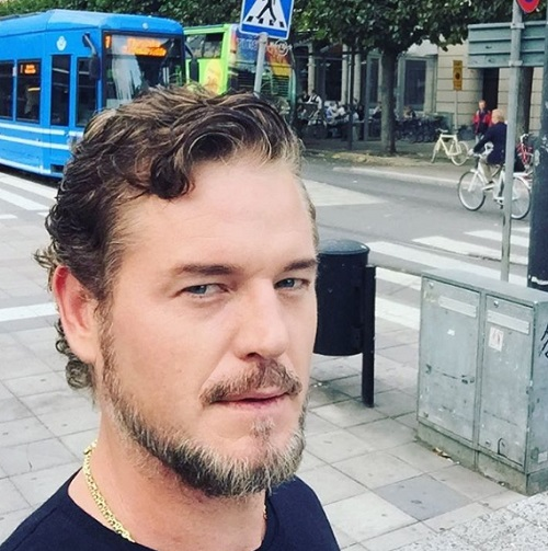 Eric Dane takes break from shooting TV series amid depression battle
