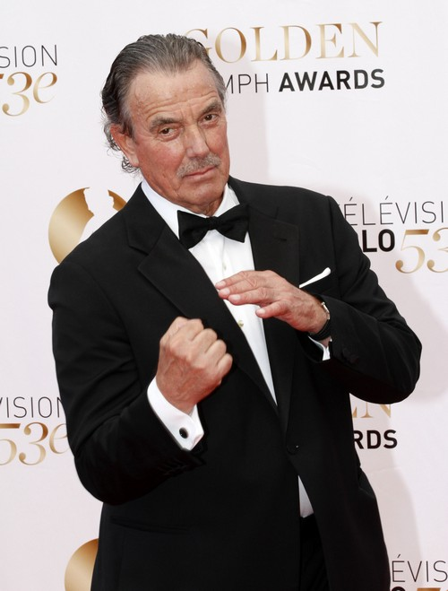 Young and the Restless' Eric Braeden Blames Michael Muhney For Getting Fired - Denies Encouraging Hunter King to Report Breast Groping