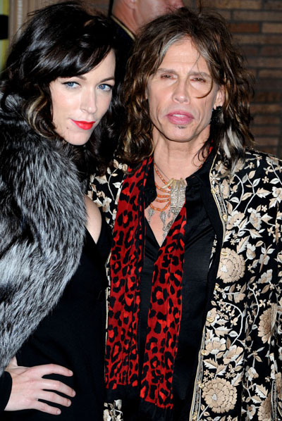 "Steven Tyler's Fiancée Erin Brady Is A ""Monster,"" Says Source"