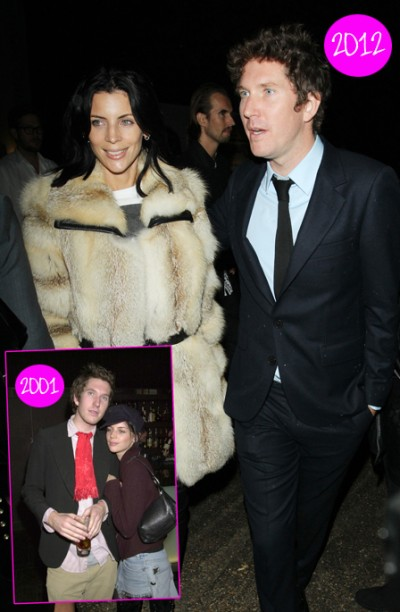 Rupert Sanders' Wife, Liberty Ross, Moves On With Ex-Boyfriend 0920