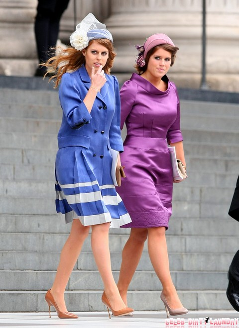 The Royal Family Attends the Jubilee Thanksgiving Service
