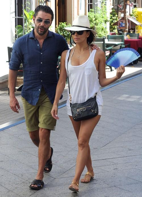 Jennifer Lopez Dating Eva Longoria's Boyfriend Jose Antonio Baston - Revenge on Eva for Marc Anthony