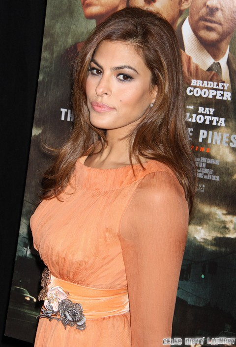 Ryan Gosling Is Sick Of Eva Mendes' Nudity – Tells Her To Put On Clothes