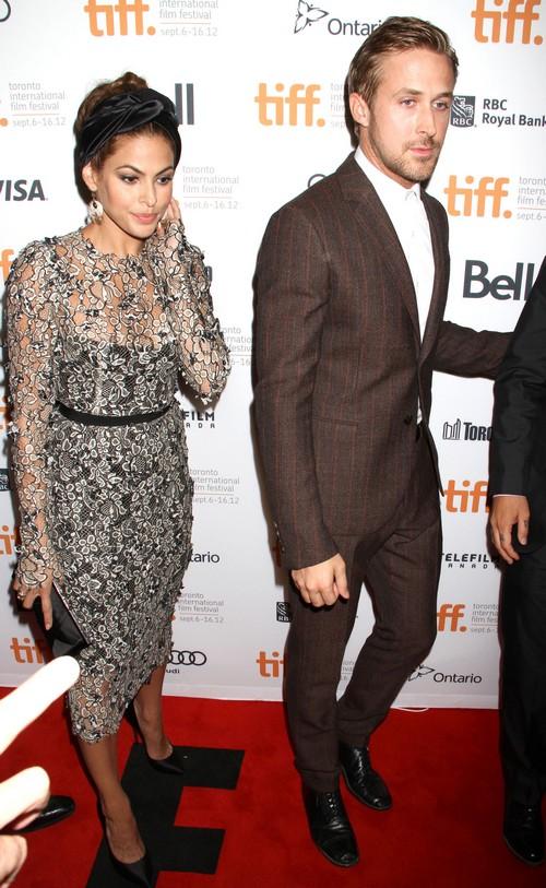 Eva Mendes Driving Ryan Gosling Back To Rachel McAdams - Eva Is Too Dominant