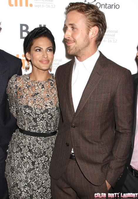 Eva Mendes And Ryan Gosling Break Up and Split Because Eva Is A Famewhore?
