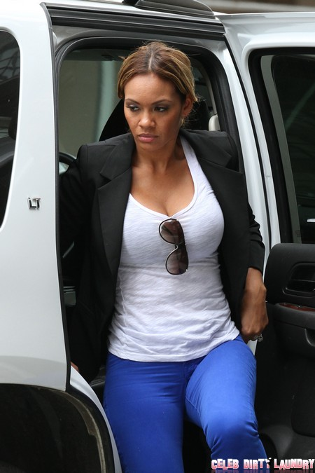 Evelyn Lozada Baby Daddy Revealed - Baseball Star Carl Crawford Stuck with Her and 18 Years of Child Support