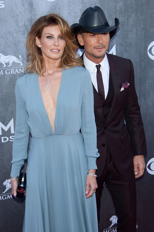 Faith Hill and Tim McGraw Divorce Delayed - Adopting Baby Boy to Save Marriage?
