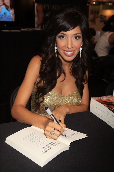 Farrah Abraham Lashes Out Against MTV For Firing Her From Season 5 Teen Mom Reboot!