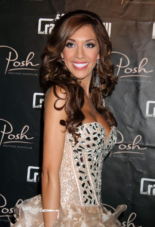 Farrah Abraham Is A Prostitute On Crack Says Jenelle Evan's Baby-Daddy Nathan Griffith