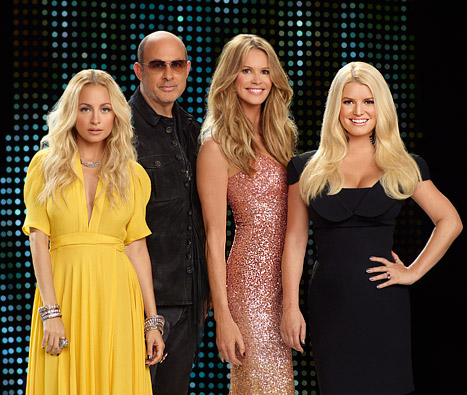 Fashion Star Cancelled - Jessica Simpson and Nicole Richie's Show Cancelled - Learn Why