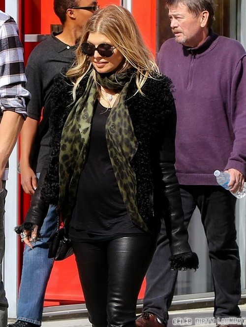 Fergie Pregnant With Twins! Josh Duhamel Hit The Baby Jackpot!