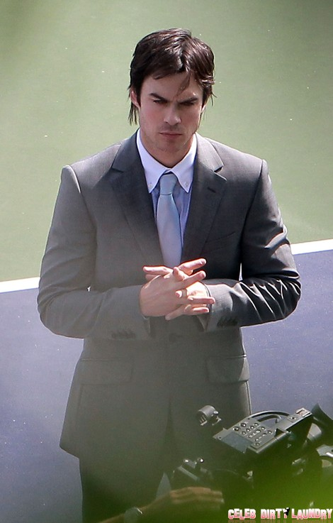 Cincuenta Shades of Grey encuesta - Ian Somerhalder elegido como cristiano Grey!  (Video)