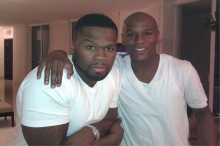 Floyd Mayweather Jr and 50 Cent Boxing Match Scheduled