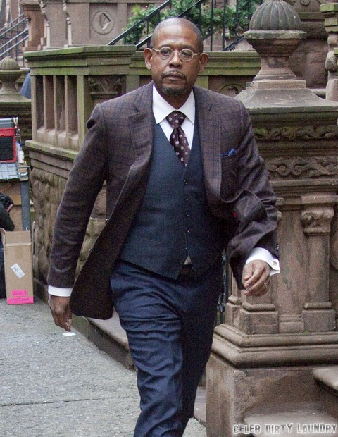 Forest Whitaker Frisked For Shoplifting By NYC Deli - Racist Profiling?