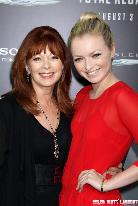Lindsay Lohan And Francesca Eastwood Battle It Out