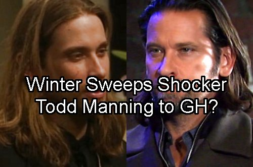 General Hospital Spoilers: Sweeps Shocker - Franco Wakes From Head Wound as Todd Manning?