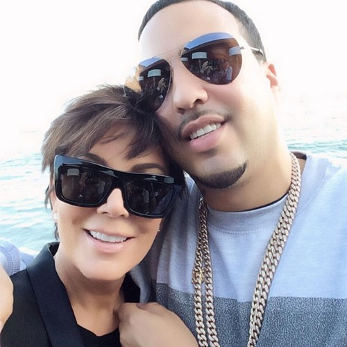 Khloe Kardashian's New Man French Montana Flirting With Kris Jenner: Doing Both Mother and Daughter?
