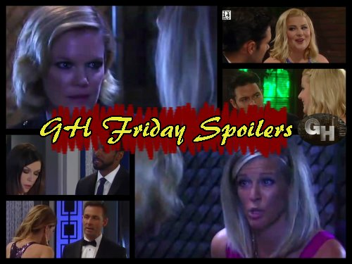 General Hospital Spoilers: Ava Goes Up in Flames - Jason Sees Helena - Jake Reveals the Chimera - Nina Taken Hostage