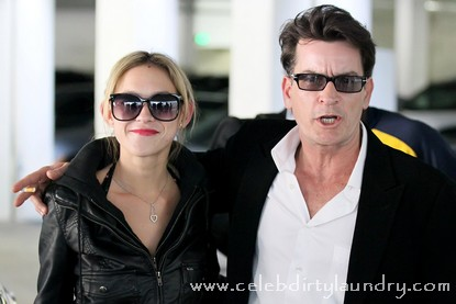 Charlie Sheen's Porn-Star Escort Bree Olson Returns - Love Triangle Resurrected