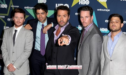 Final Season Premiere of HBO's 'Entourage' In NYC - Photos