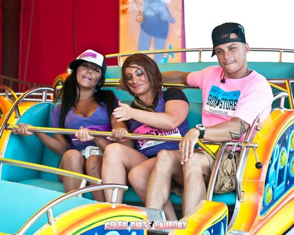 Snooki, Pauly D and Deena