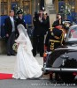 royal wedding westminster abbey kate arriving 2 290411