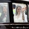 royal wedding goring kate leaving 290411