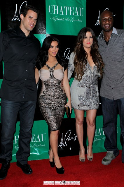 Khloe Kardashian Celebrates Her Birthday In Las Vegas - Photos